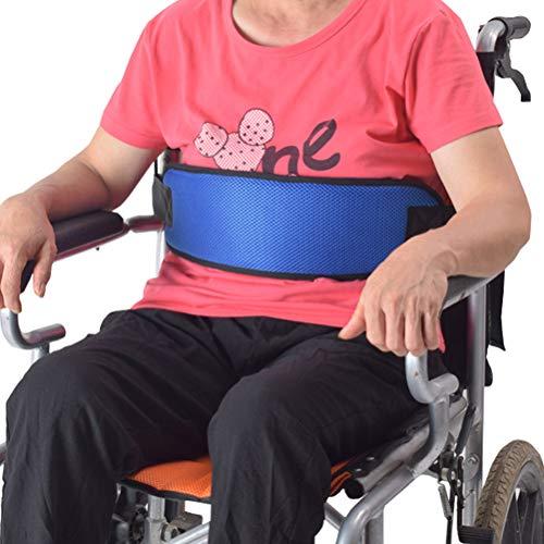 51GHRJfeuzL - SUPVOX Cinturón de Silla de Ruedas Arnés de Seguridad para Pacientes Discapacidades
