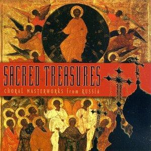 Oeuvres Chorales Sacrées de Russie [Import anglais]