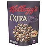 Kellogg's Extra Chocolat Noir/Éclats de Pistaches 450 g