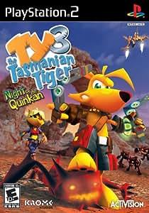 Ty3 the Tasmanian Tiger; Night of the Quinkan