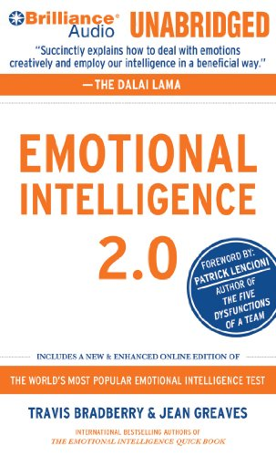 Emotional Intelligence 2.0 par  Travis Bradberry, Jean Greaves