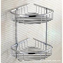suchergebnis auf f r eckregal dusche edelstahl. Black Bedroom Furniture Sets. Home Design Ideas