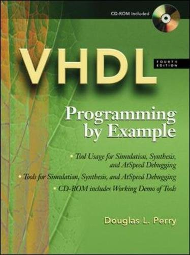 VHDL: Programming by Example por Douglas L. Perry