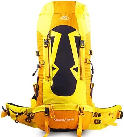 c172deb97a RFJJ Zaino Zaino Zaino da arrampicata all'aperto spalla uomini e donne a  piedi per il tempo libero viaggio viaggio zaino pieghevole zaino (70L) 76  35 30CM ...