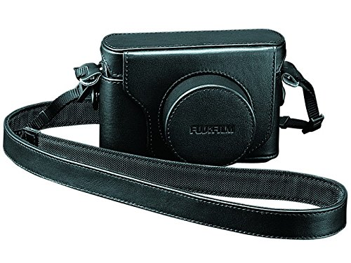 Fujifilm X20 Leather Case for Camera (Black)