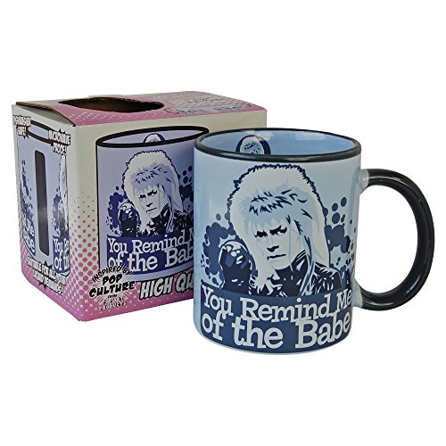 Labyrinth David Bowie 8os Movie Mug