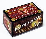 Boite à magie illusion garantie