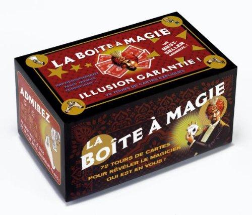Boite à magie illusion garantie par Collectif