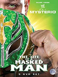 WWE - Rey Mysterio - The Life Of A Masked Man [DVD]