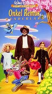 Onkel Remus' Wunderland [VHS]