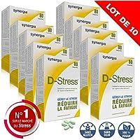 D-Stress ➠ magnesio hautement assimilé, taurina, Arginine y Vitamines B ➠ origen