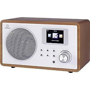 renkforce MS- 60i radio de bureau audio, stéréo (jack 3.5 mm)