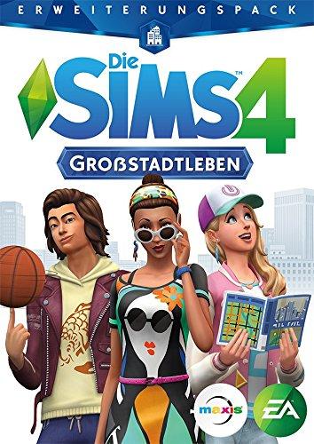 Die Sims 4: Großstadtleben - Erweiterungspack - [PC]