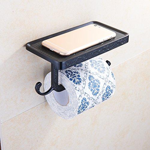 WC-Papierrollen Toilettenpapierhalterung Toilettenpapierhalter
