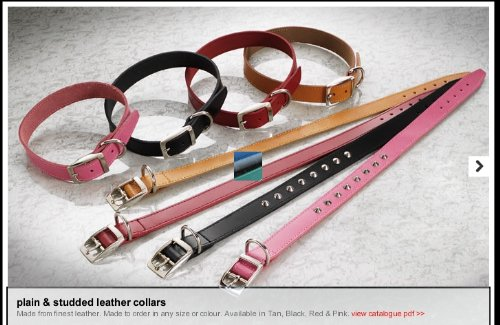 plain-leather-dog-collar-pink-1-2-x-10-12-14