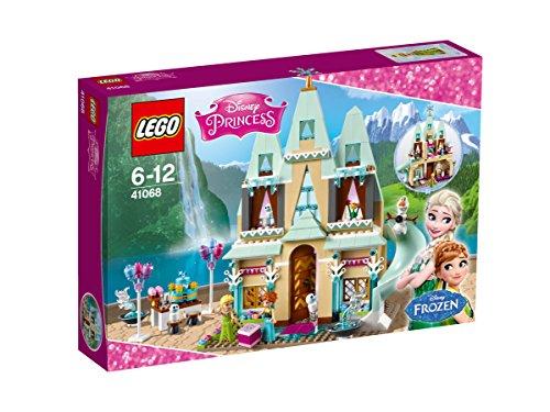 Die besten LEGO Disney Princess Sets 2017 LEGO Disney Princess 41068 - Fest im großen Schloss von Arendelle