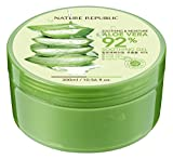 Nature Republic NEW Soothing& Moisture ALOE VERA 92%GEL (300ml)