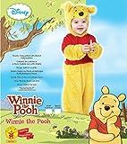 Rubie's 3886960I - Furry Winnie the Pooh 1 Piece - Child, Verkleiden und Kostüm