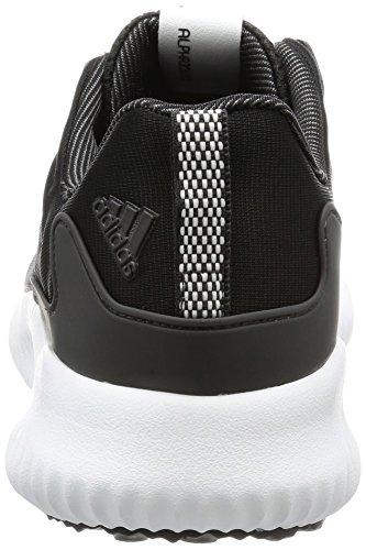adidas Alphabounce RC, Chaussures de Running Compétition Homme Noir (Core Black/ftwr White/utility Black)