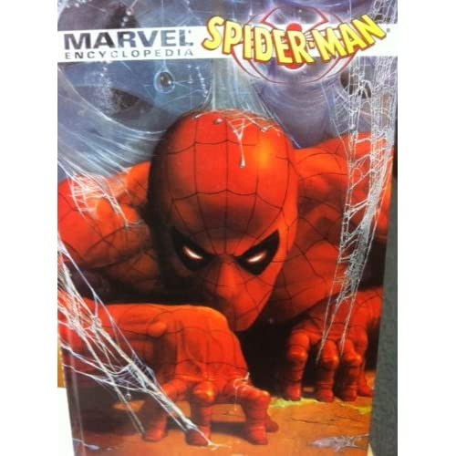Marvel Encyclopedia Volume 4: Spider-Man HC