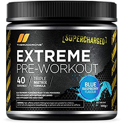 Extreme Pre-Workout | Thermodrone | Designed for Sports from TDN