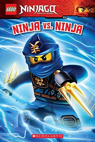 [(Lego Ninjago: Ninja Vs Ninja)] [By (author) Kate Howard] published on (August, 2015)