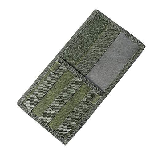 GUNME Tactical Case Fahrzeug Visor Panel Multi Pocket Organizer Truck Regenschirm Cd Bag Military Bag Zubehör, Army Grün (Grün) - GM20190938 (Kleinkind Thomas Rucksack)
