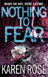 Nothing to Fear (Chicago Series)