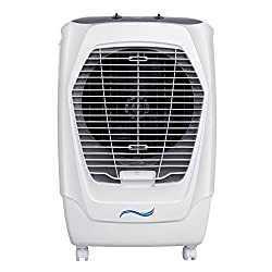 Maharaja Whiteline Atlanto+ CO-110 45-Litre Air Cooler (White/Grey)