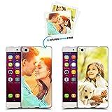 Anukku Custodia Cover Air Gel Ultra Sottile Personalizzata con la Tua Foto, Immagine o Scritta per Huawei Ascend G6 Stampa di qualità Fotografica con Mimaki