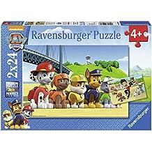 Paw Patrol - Puzzle, 2 x 24 piezas (Ravensburger 9064)