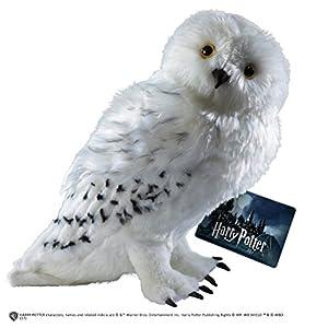 The Noble Collection Peluche de Felpa de colección Hedwig 9