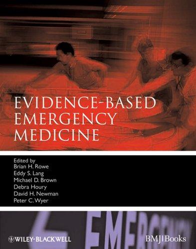 Evidence-Based Emergency Medicine (Evidence-Based Medicine)