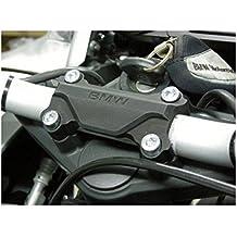MotorbikeComponents, placa con logotipo de Bmw riser de manillar para Bmw R 1200 Gs 2004