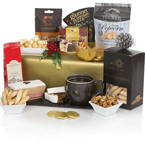 Productos festivos favoritos - Cestas de Navidad sin alcohol y cestas de regalos sin alcohol para Navidad