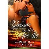 Because You Love Me: Jake & Sabrina (Because of Love Book 1) (English Edition)