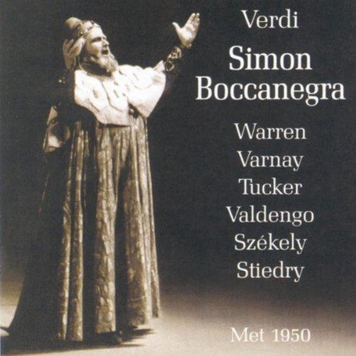 Doge, ancor proveran (Simon Boccanegra)