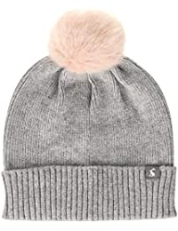 Joules Snowday Hat Gorro de Punto para Mujer