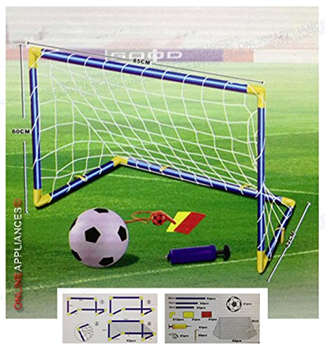 kids-children-football-goal-post-net-ball-with-pump-whistle-toy-indoor-outdoor-soccer-603-single