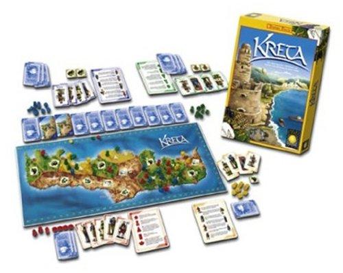Goldsieber 606181201 - Noris Spiele - Kreta