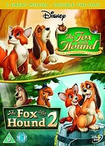 The Fox And The Hound/The Fox And The Hound 2 [DVD]