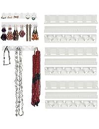 Leedstore Présentoir pour bijoux avec crochets