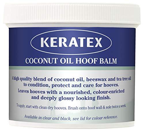 Keratex Coconut Oil Huf Balsam, 400g, schwarz -