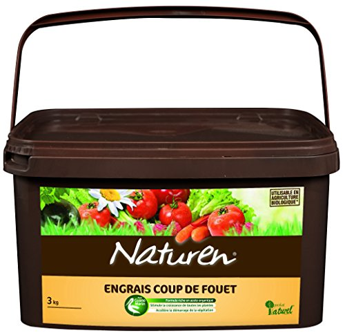 Naturen 8406 Engrais Coup de Fouet 3 kg