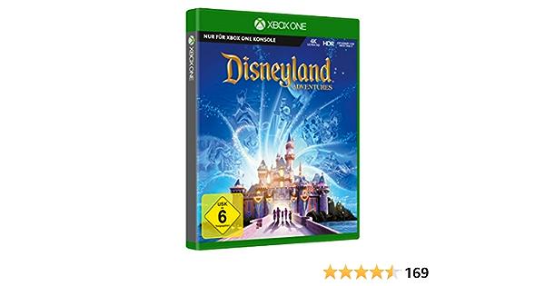 Disneyland Xbox One X Amazon De Games
