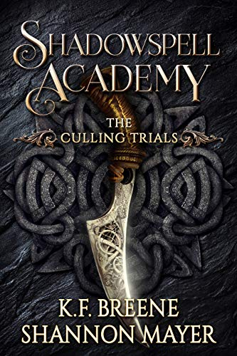 Shadowspell Academy: The Culling Trials (Book 1) (English Edition) par Hijinks Ink Publishing