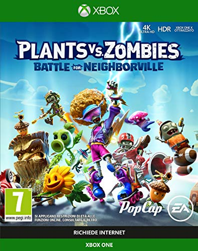 Plants Vs Zombies: Battle for Neighborville Xbox One - Xbox One