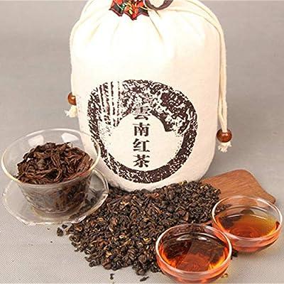 1000g (2.2LB) Kunming huppé au début du printemps frais noir Dianhong Puer thé mûr thé Pu'er thé noir mûr cuit Pu-erh thé Pu erh thé thé chinois thé sain Puerh thé rouge