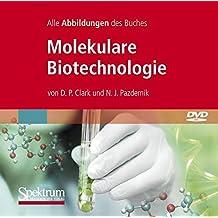 Bild-DVD, Molekulare Biotechnologie, Die Abbildungen des Buches: Grundlagen und Anwendungen