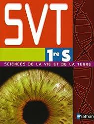 Sciences de la Vie et de la Terre  1e S : Programme 2001